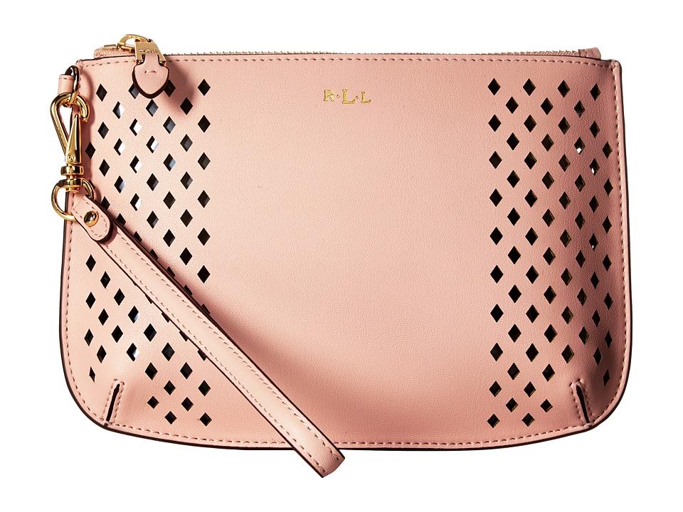 LAUREN Ralph Lauren - Lauderdale Wrislet Duo (Blush) Wristlet Handbags