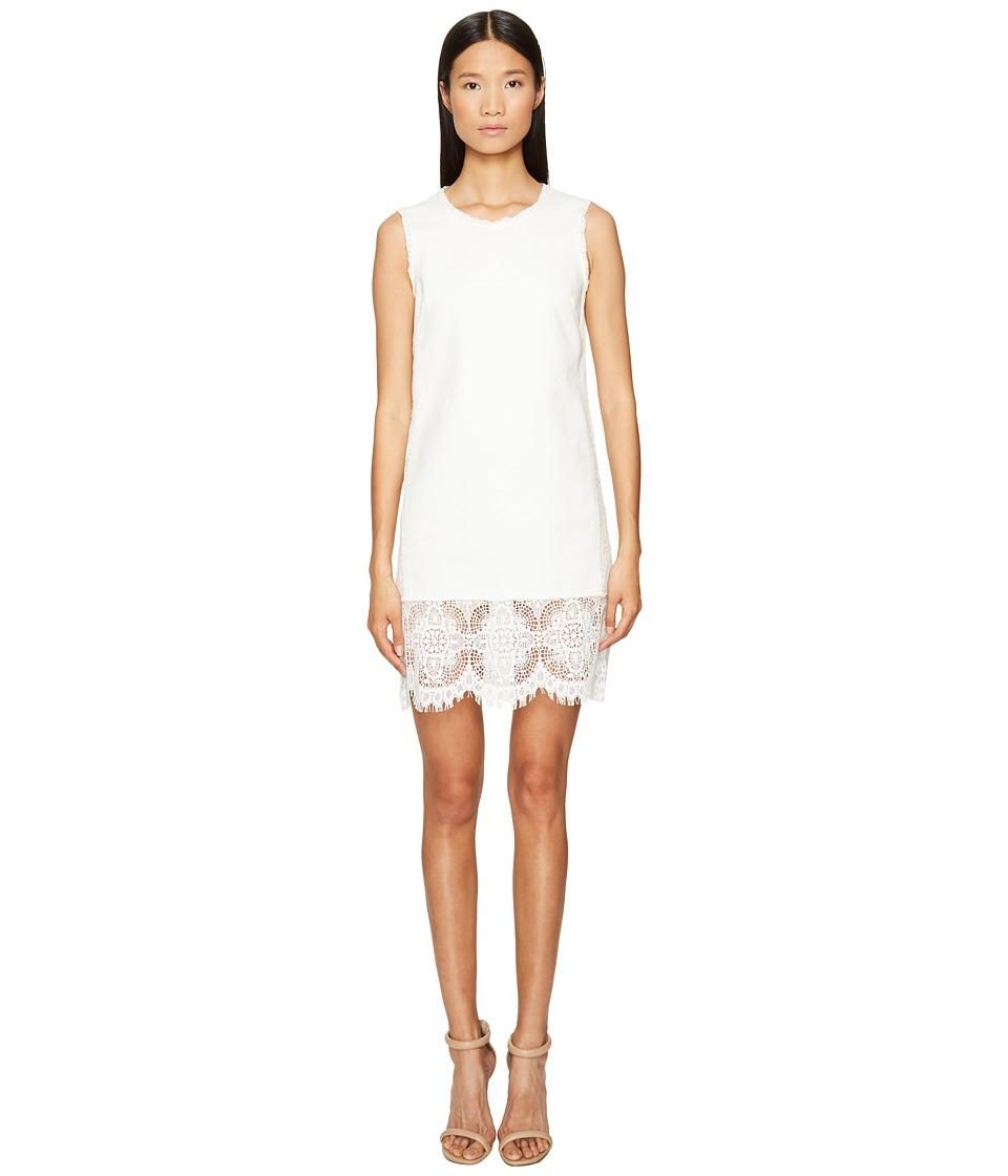 McQ Hybrid Short Lace Dress