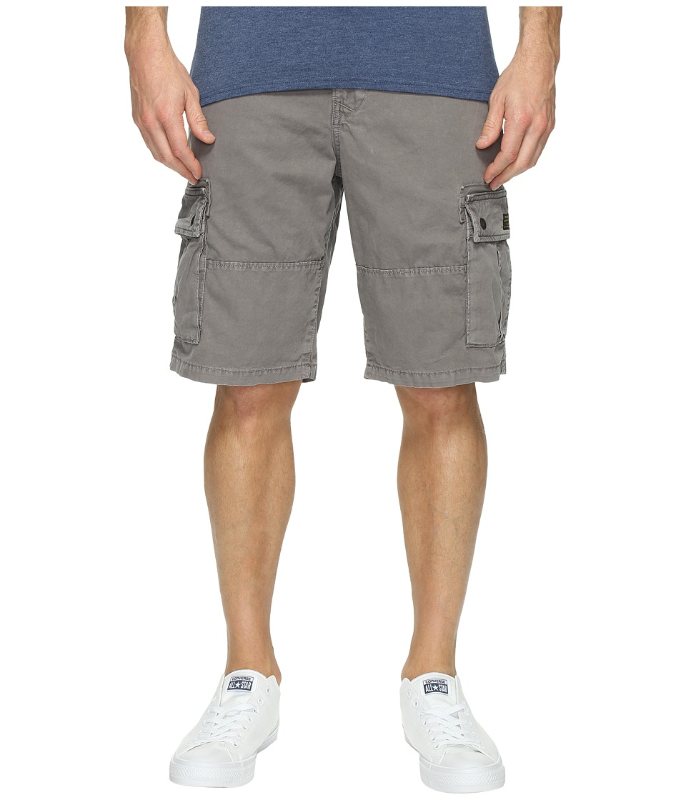Lucky Brand - Core Cargo Shorts (Charcoal Grey) Men's Shorts