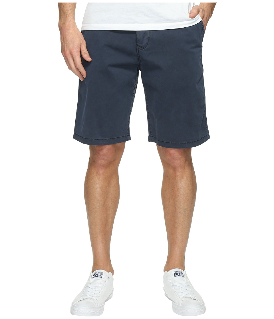 Lucky Brand Comfort Stretch Shorts (American Navy) Men