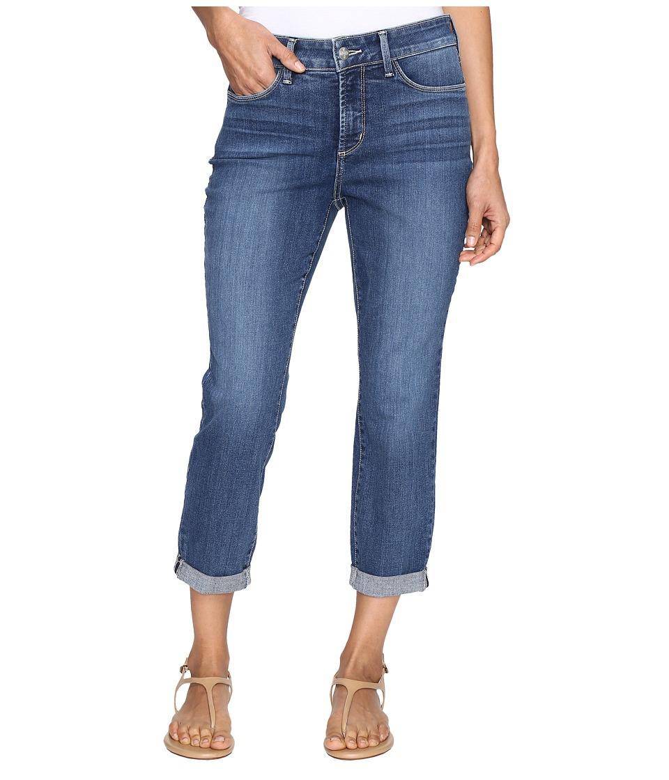 NYDJ Petite - Petite Alina Convertible Ankle in Heyburn Wash (Heyburn Wash) Women's Jeans