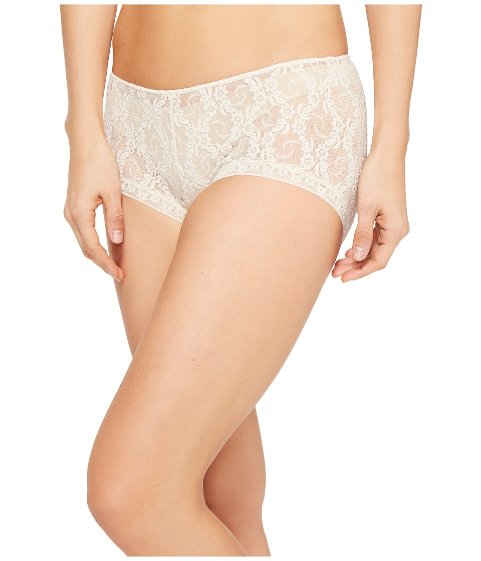 Only Hearts - Stretch Lace Ruched Back Hipster (Tinted) Women's Underwear