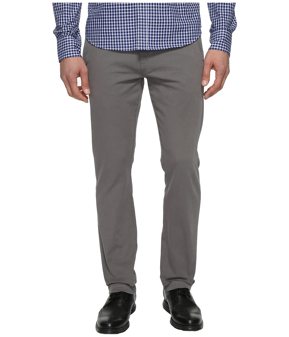 Dockers Premium - Clean Slim Tapered (Burma Grey) Men's Casual Pants