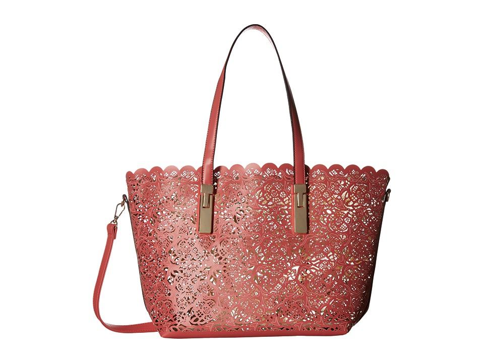 ALDO - Farkleberry (Peach) Handbags
