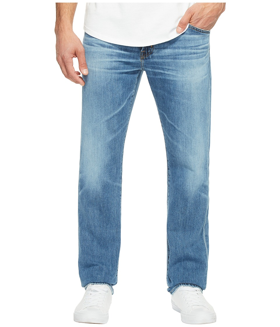 AG Adriano Goldschmied - Graduate Tailored Leg in 13 Years Wind Whipped (13 Years Wind Whipped) Men's Jeans