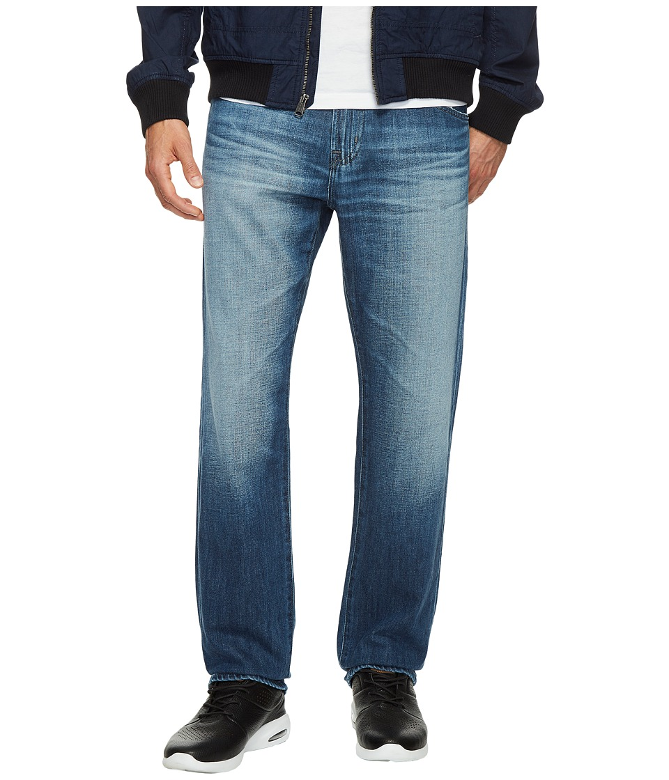 AG Adriano Goldschmied Graduate Tailored Leg Denim in 15 Years Forgery (15 Years Forgery) Men