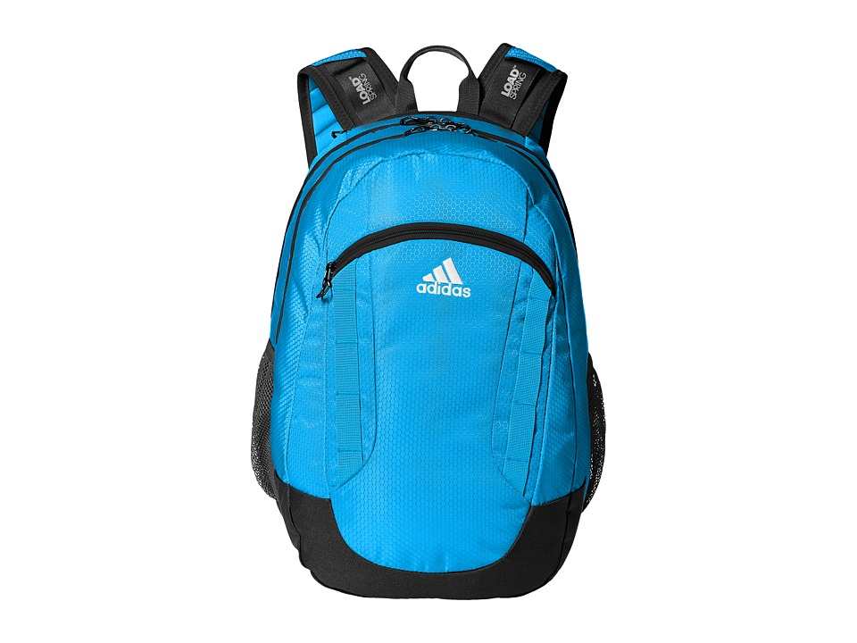 adidas - Excel II Backpack (Bright Blue/Black/Neo White) Backpack Bags