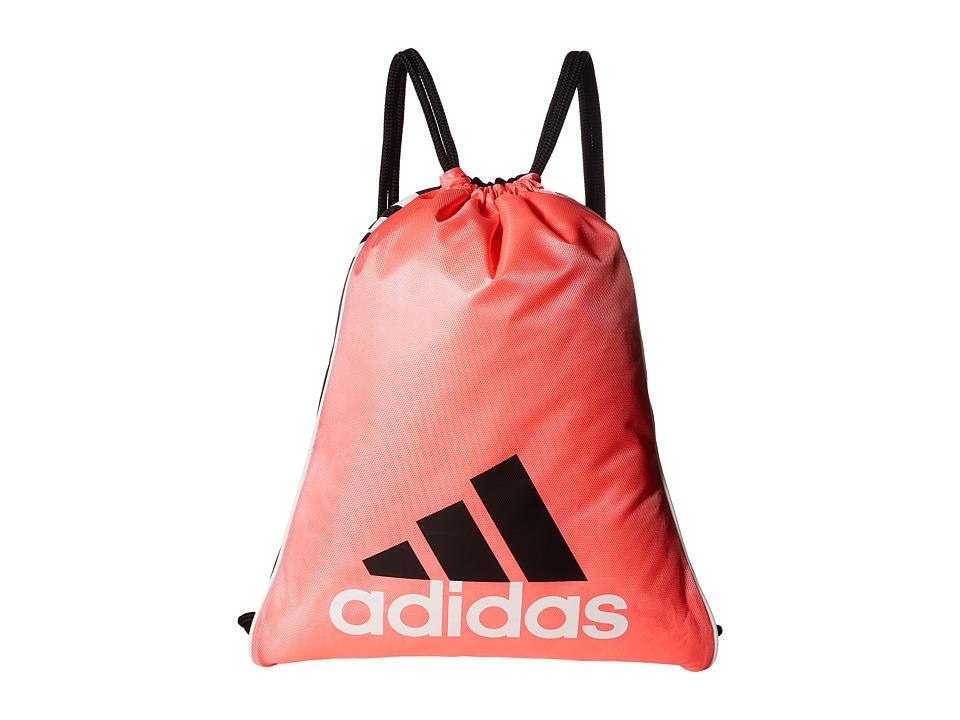 adidas - Burst Sackpack (Pink Zest) Bags