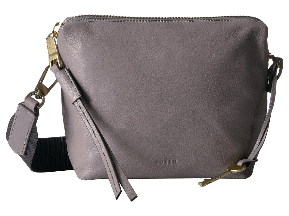 Fossil - Maya Crossbody (Black) Cross Body Handbags