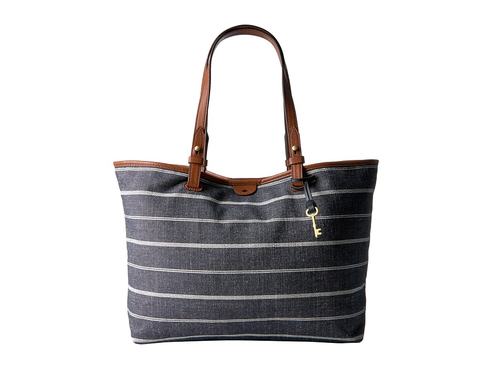 Fossil - Rachel Tote (Chambray) Tote Handbags