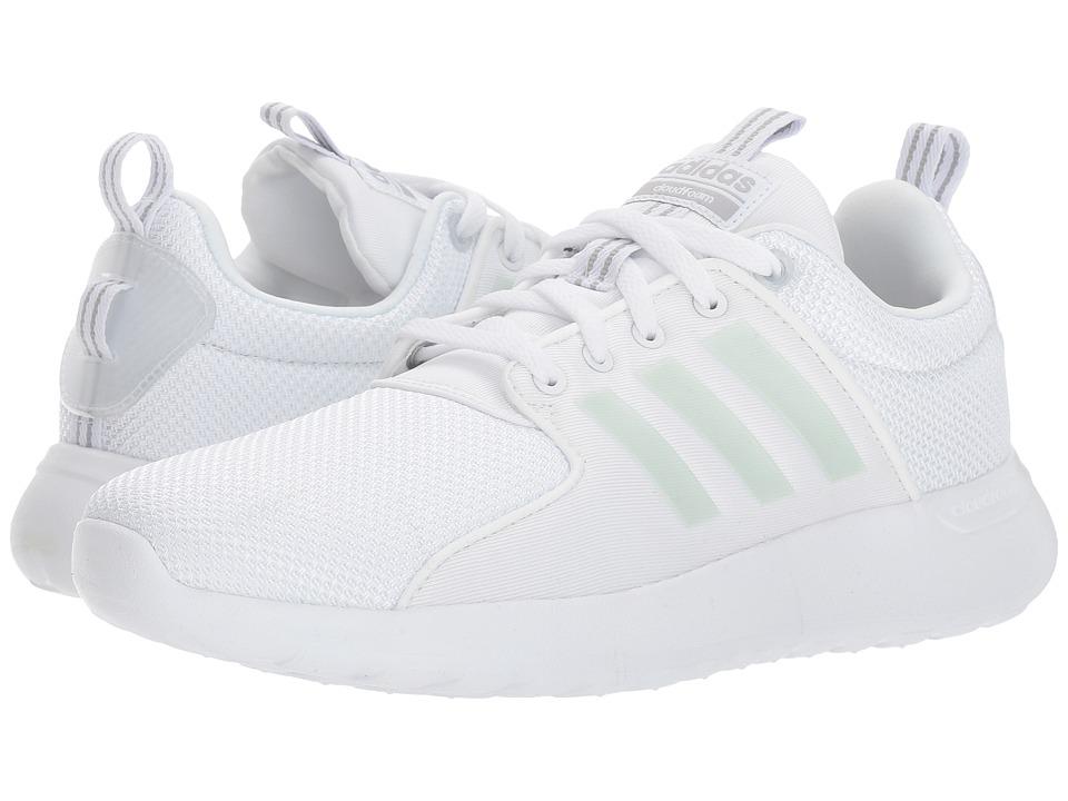 adidas - Cloudfoam Lite Racer (Footwear White/Footwear White/Grey Two) Men's Running Shoes