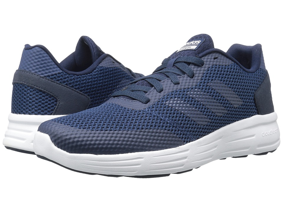 adidas - Cloudfoam Revolver (Mystery Blue/Collegiate Navy/Tactile Blue) Men's Running Shoes
