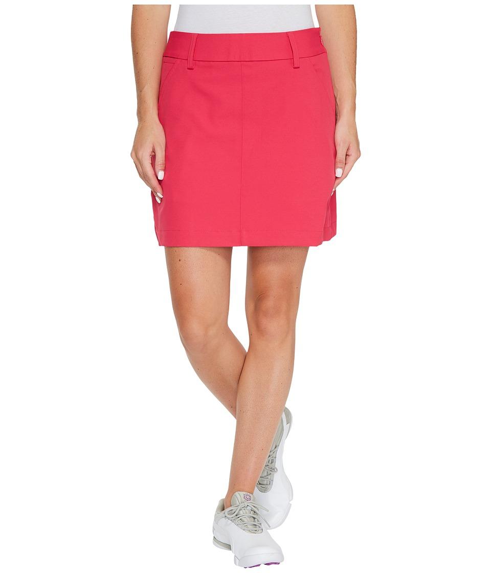 PUMA Golf Pounce Skirt (Love Potion) Women