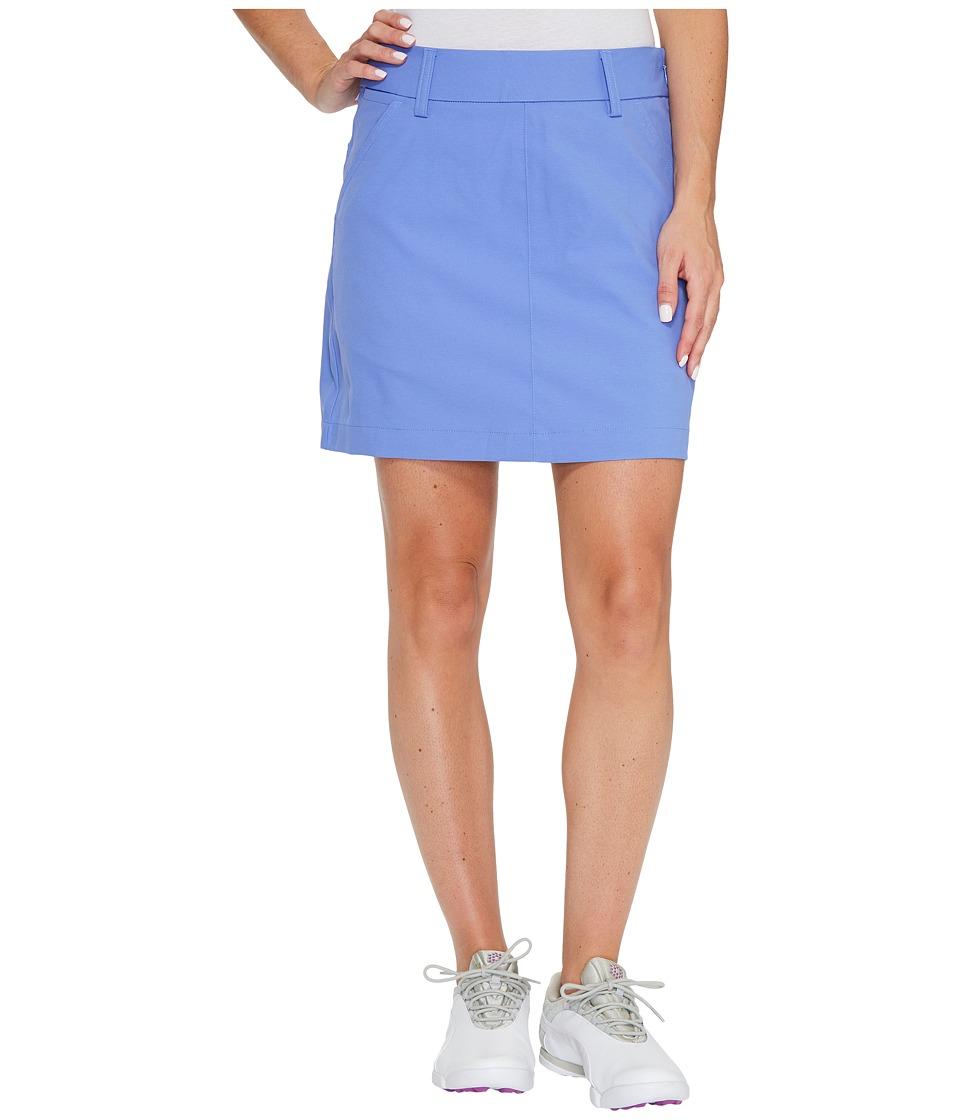 PUMA Golf Pounce Skirt (Baja Blue) Women