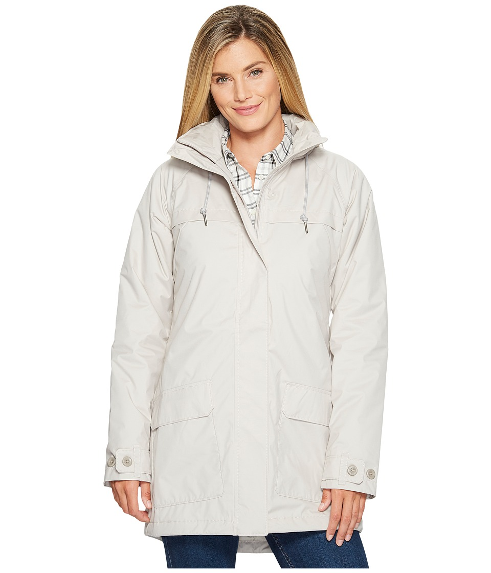 Columbia Lookout Crest Jacket (Light Cloud) Women