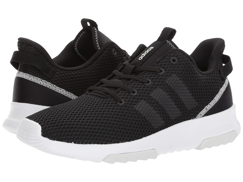 adidas - Cloudfoam Racer TR (Core Black/Core Black/Grey One) Women's Running Shoes