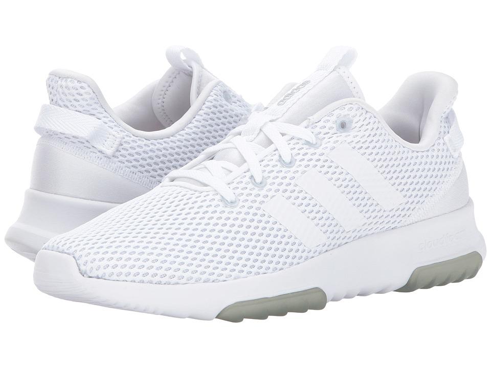 adidas - Cloudfoam Racer TR (Footwear White/Footwear White/Grey One) Women's Running Shoes
