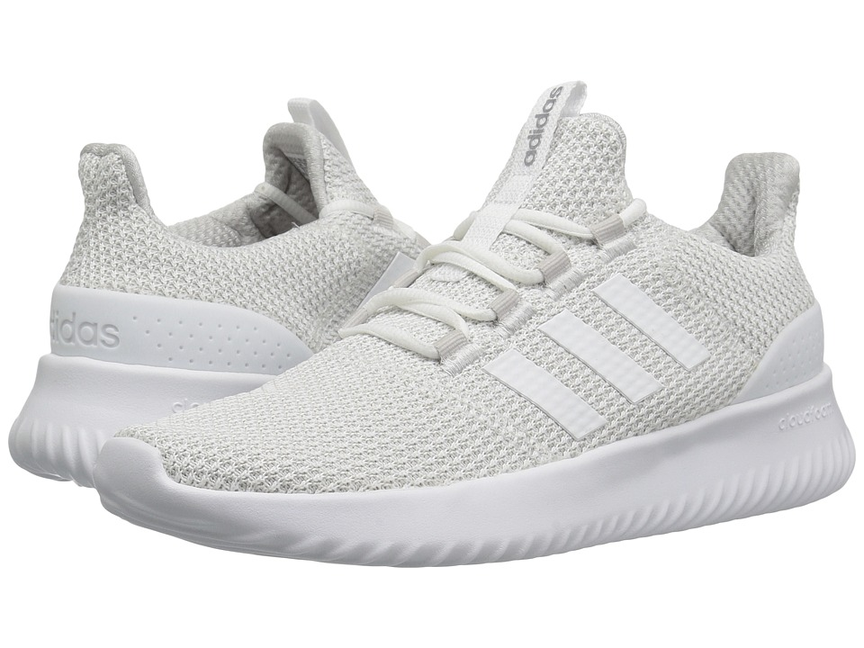 adidas - Cloudfoam Ultimate (Grey One/Footwear White/Grey Two) Women's Running Shoes