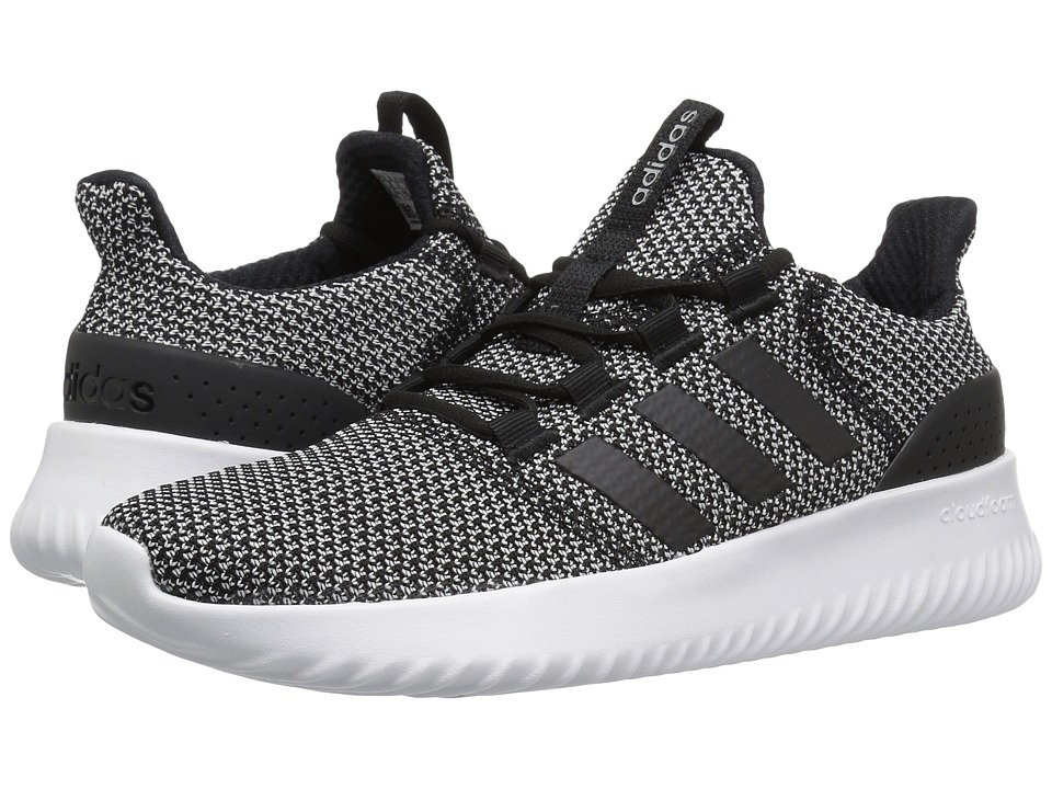 adidas - Cloudfoam Ultimate (Core Black/Core Black/Footwear White) Women's Running Shoes