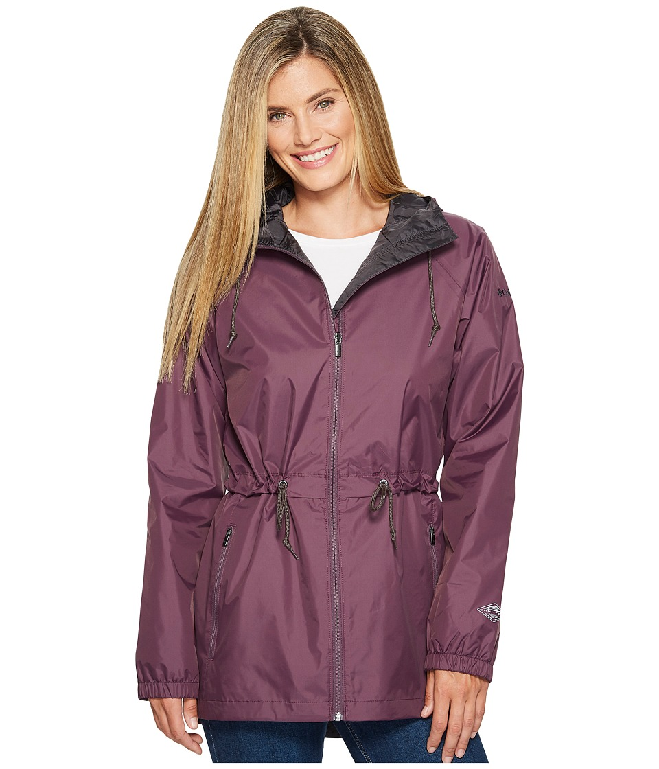 Columbia Arcadia Casual Jacket (Dusty Purple) Women