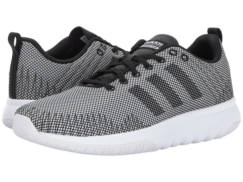 adidas Cloudfoam Super Flex (Footwear White/Core Black/Core Black) Women