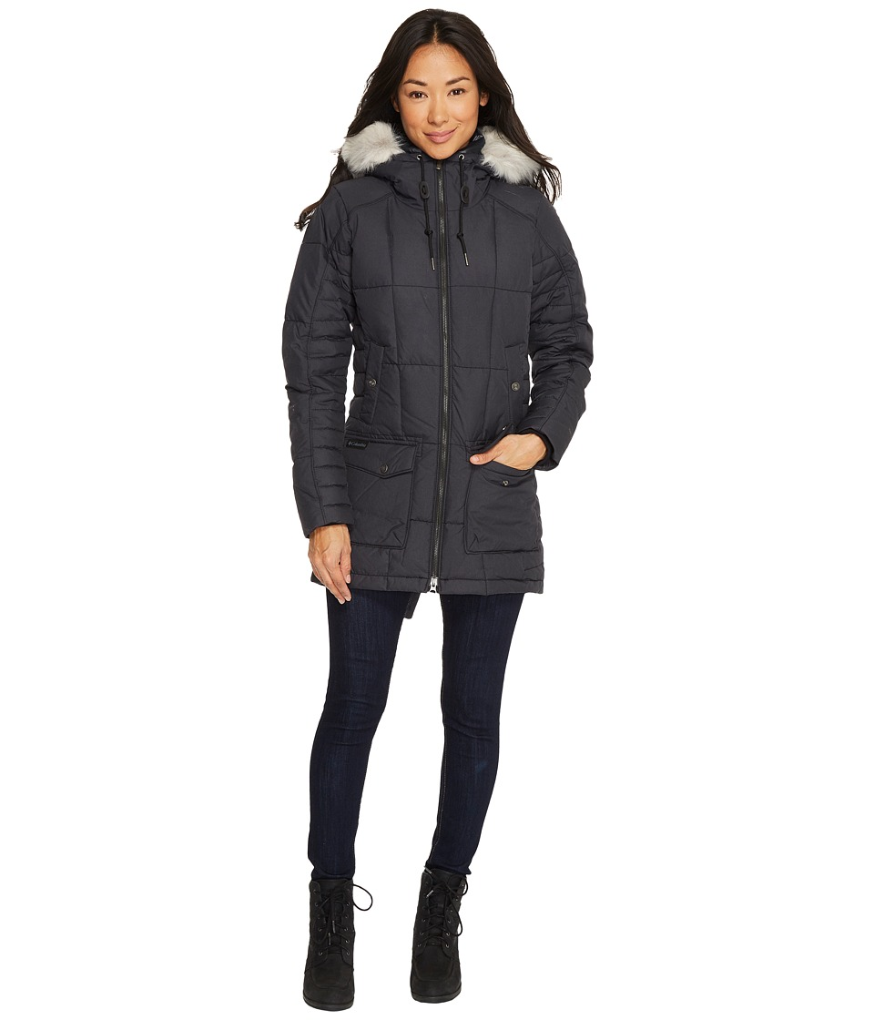 Columbia Della Fall Mid Jacket (Black 1) Women
