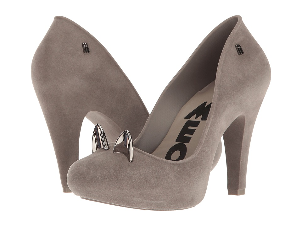 Melissa Shoes - Incense Cat (Grey) Women's Shoes