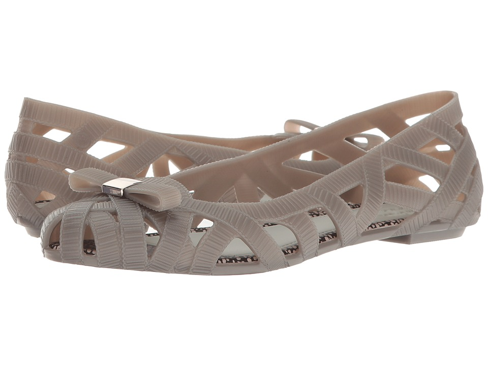 Melissa Shoes - JW + Jean V (Grey) Women's Shoes