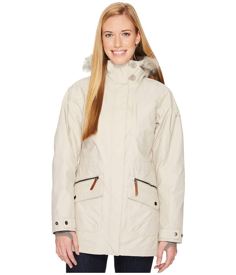 Columbia Carson Pass IC Jacket (Light Cloud) Women