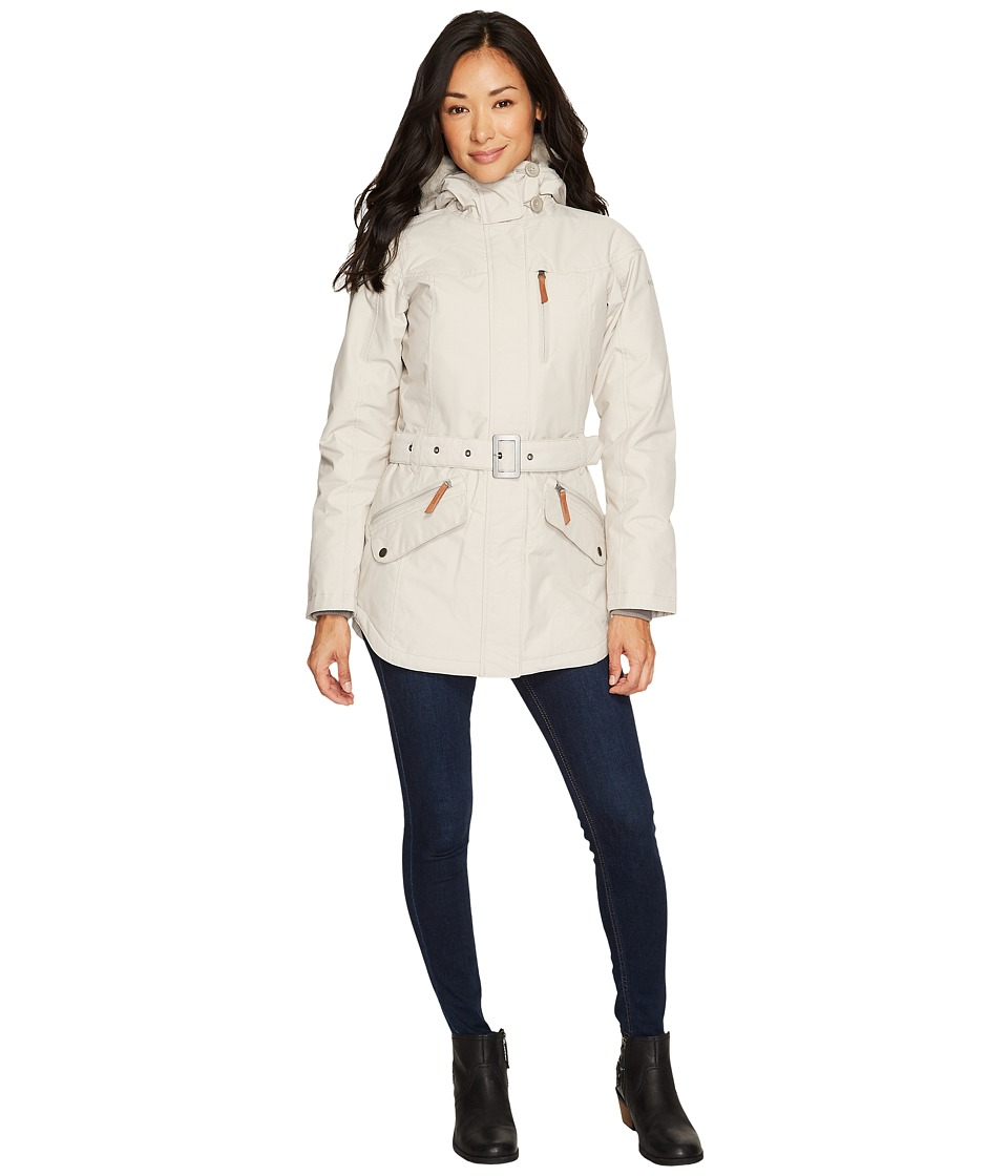 Columbia Carson Passtm II Jacket (Light Cloud) Women