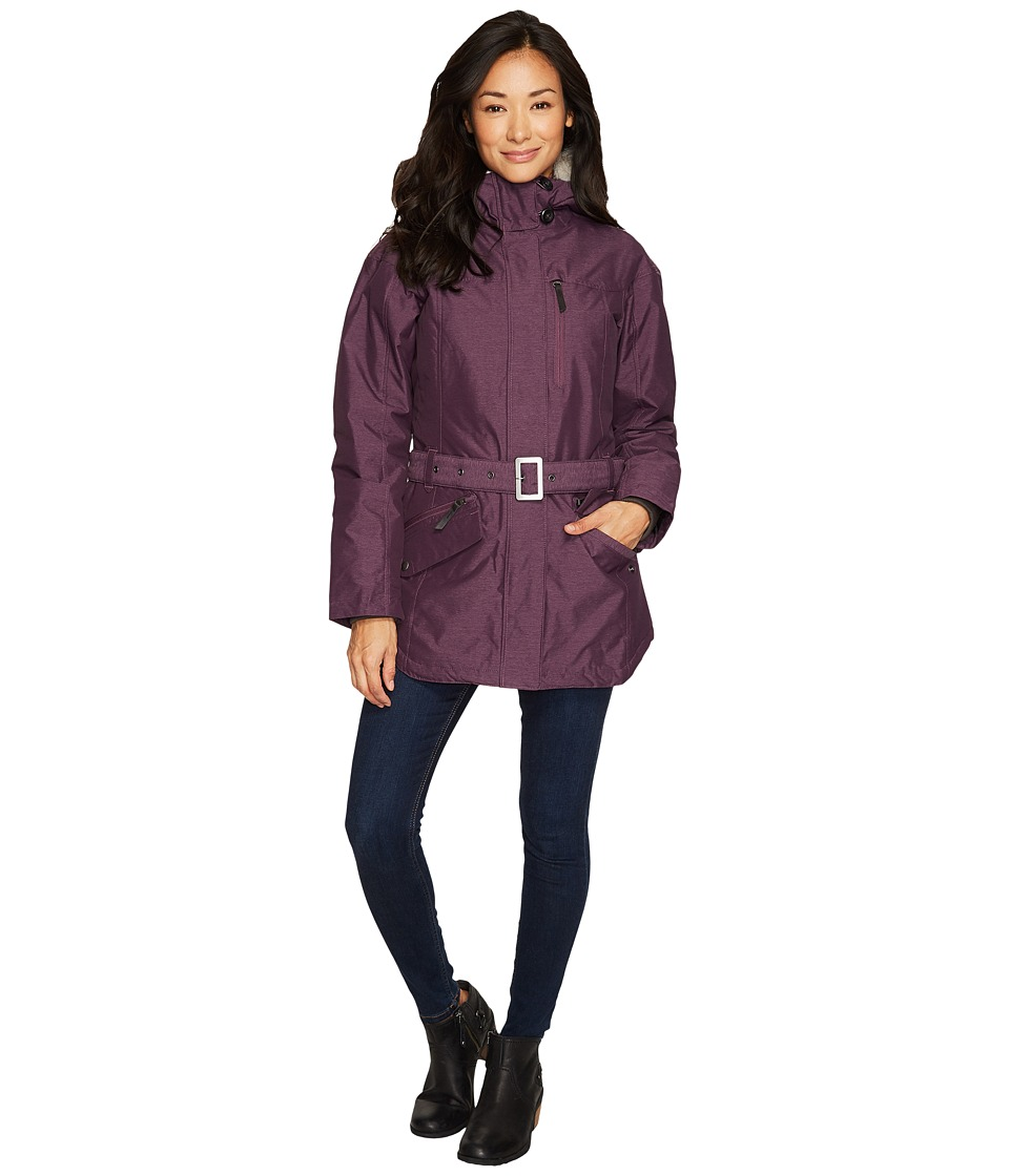 Columbia Carson Passtm II Jacket (Dusty Purple 1) Women