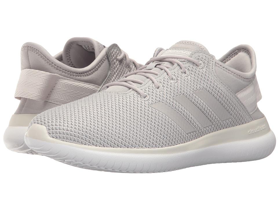 adidas Cloudfoam QT Flex (Grey Two/Grey Two/Crystal White) Women