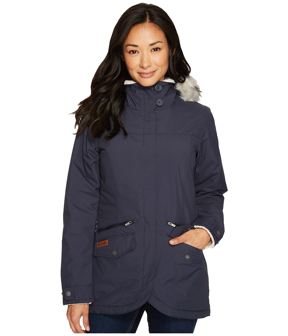 Columbia Grandeur Peak Mid Jacket (India Ink 1) Women