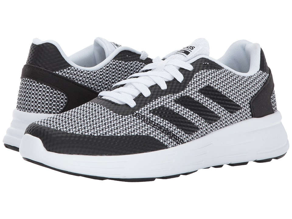 adidas - Cloudfoam Revolver (Footwear White/Core Black/Core Black) Women's Running Shoes