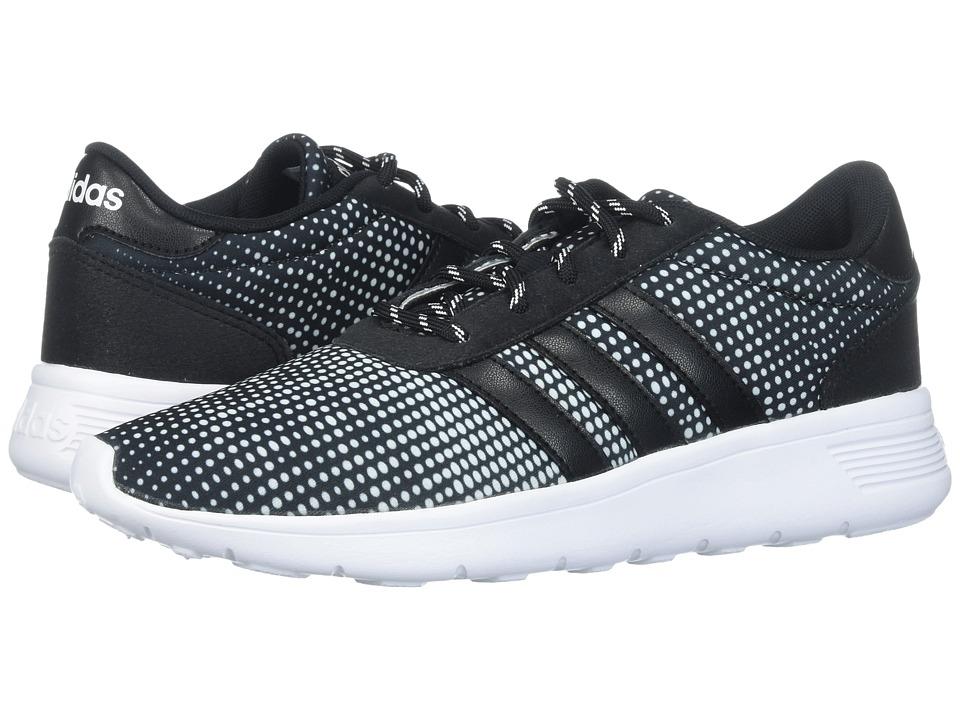 adidas Lite Racer (Core Black/Core Black/Footwear White) Women