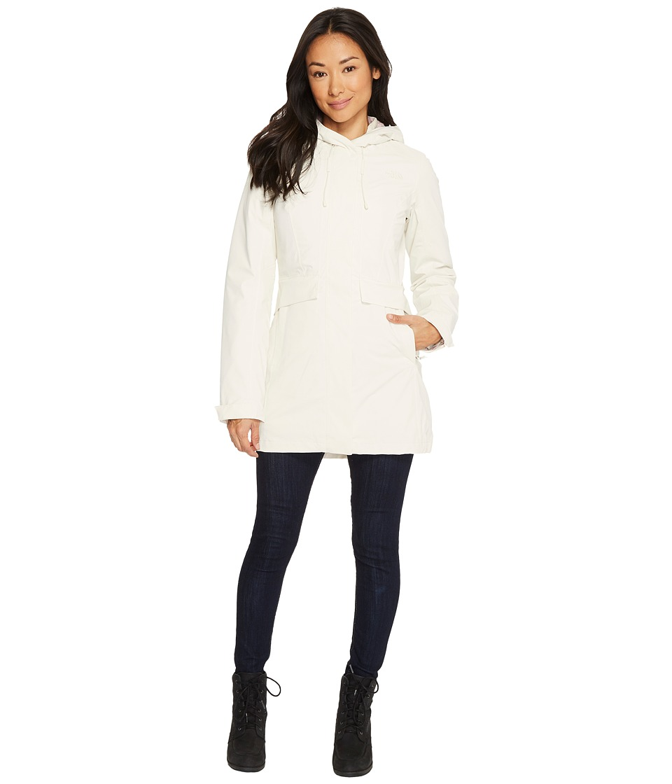 The North Face Cross Boroughs Triclimate(r) Jacket (Vintage White) Women