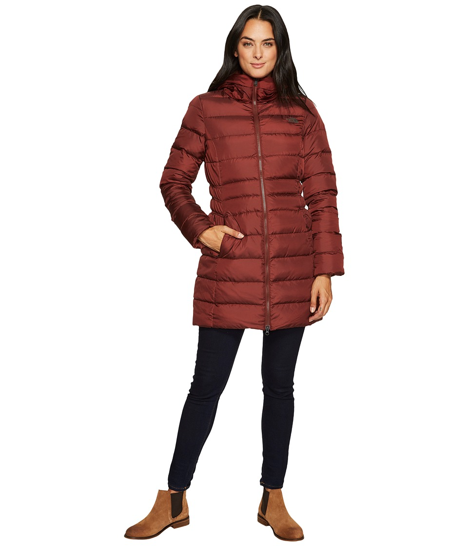 The North Face Gotham Parka II (Sequoia Red) Women