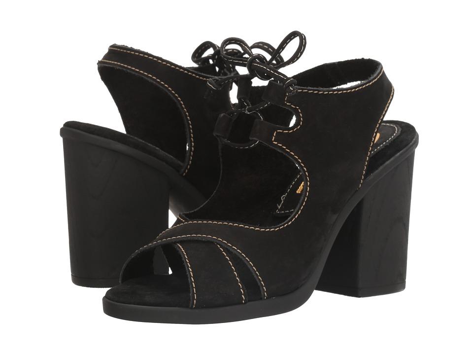 Sbicca - Fiore (Black) Women's Sandals