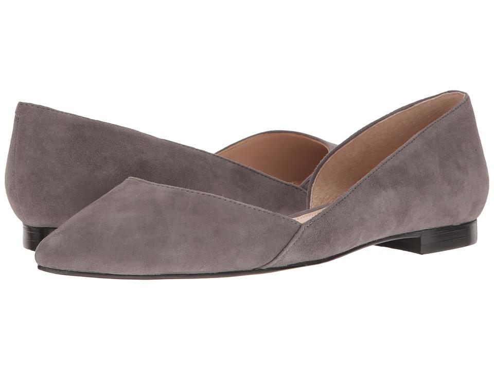 Marc Fisher LTD - Sunny 4 (New Grey) Women's Dress Flat Shoes