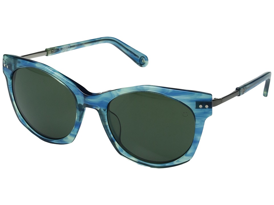 Spy Optic - Mulholland (Blue Smoke/Happy Gray Green) Sport Sunglasses