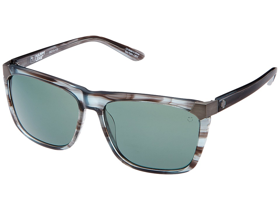 Spy Optic - Emerson (Gray Smoke/Happy Gray Green) Sport Sunglasses