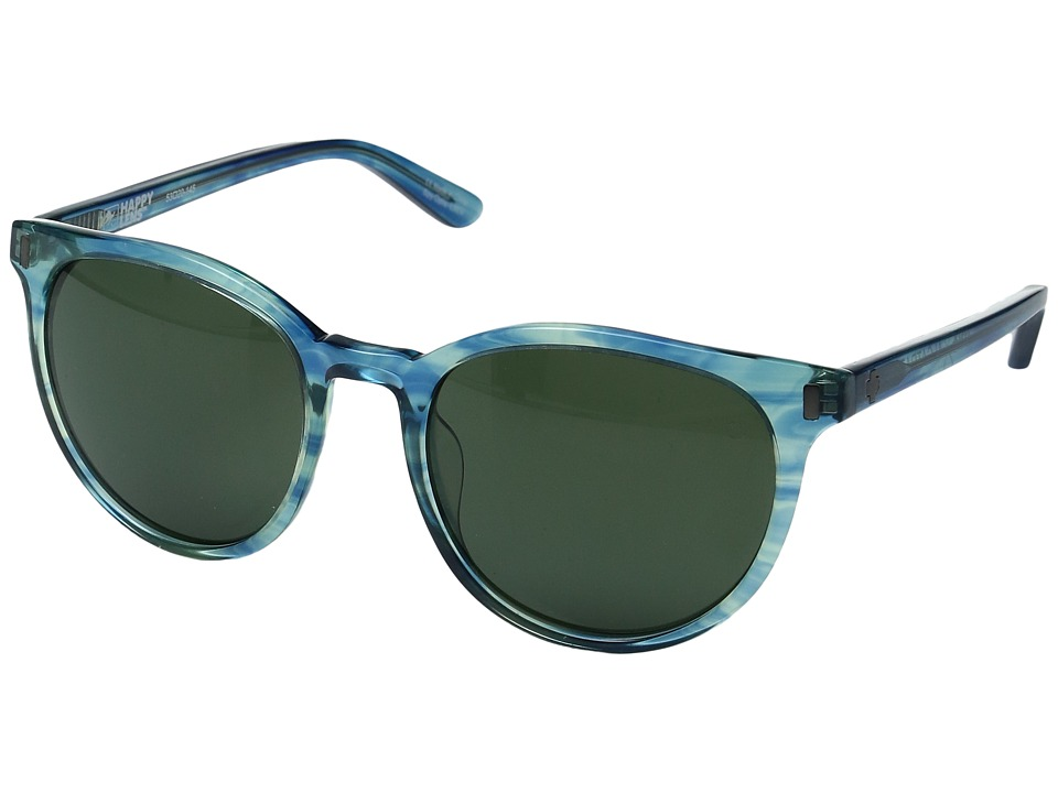 Spy Optic - Alcatraz (Blue Smoke/Happy Gray Green) Sport Sunglasses