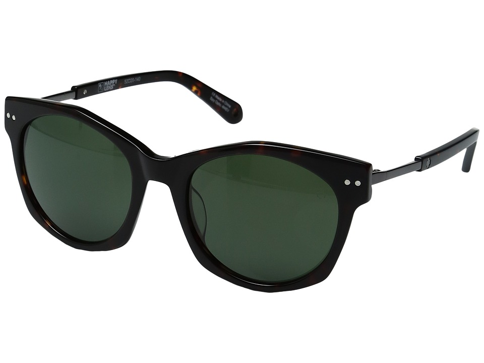 Spy Optic - Mulholland (Dark Tort/Happy Gray Green) Sport Sunglasses