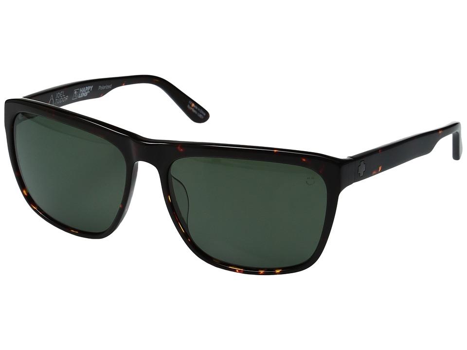 Spy Optic - Neptune (Dark Tort/Happy Gray Green Polar) Fashion Sunglasses