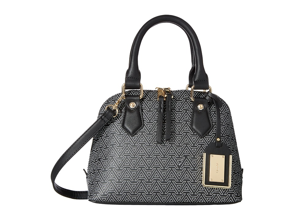 ALDO - Collet (Black Print) Handbags