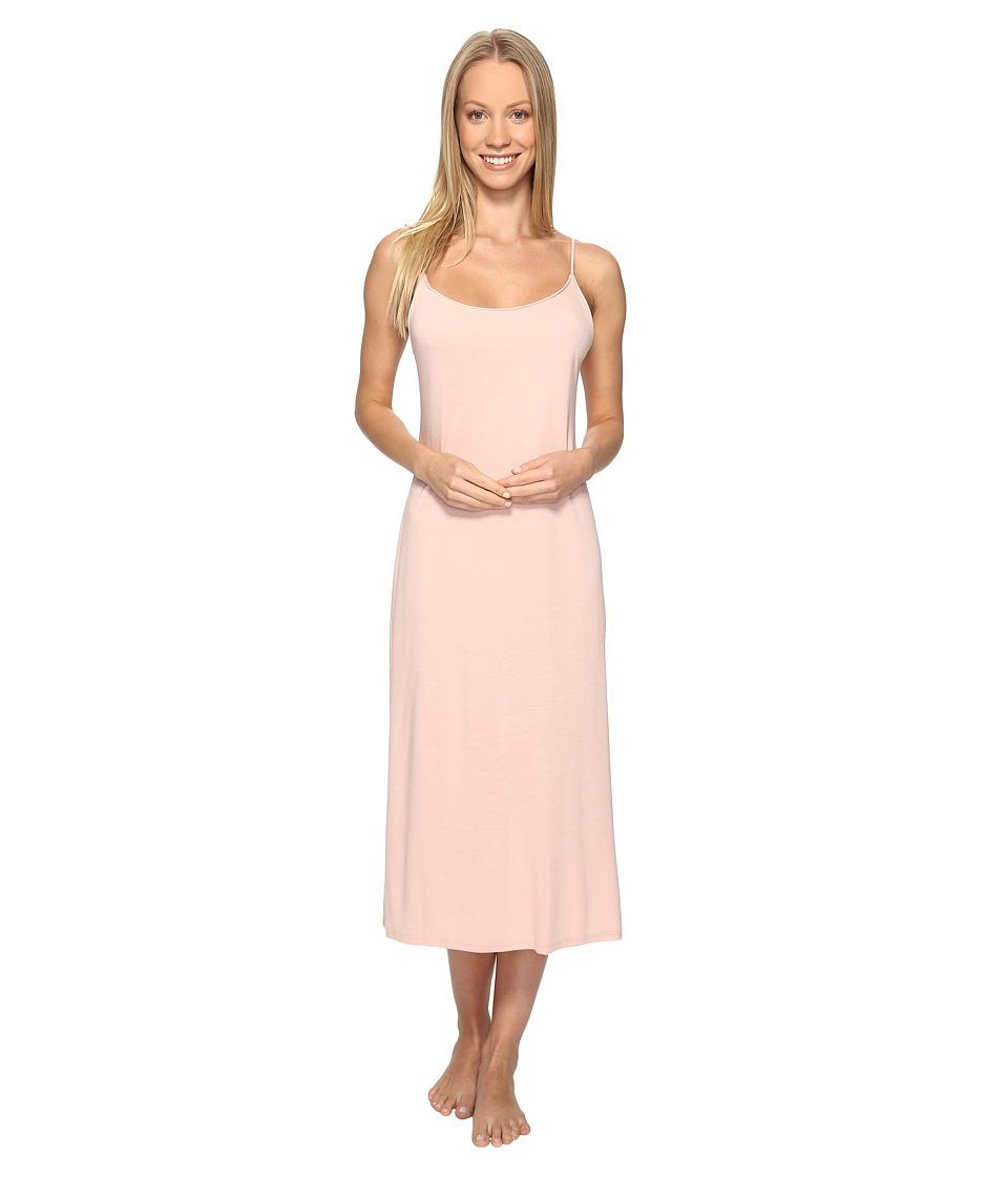 Natori - Shangri-La Gown (Dusty Deco Pink) Women's Pajama