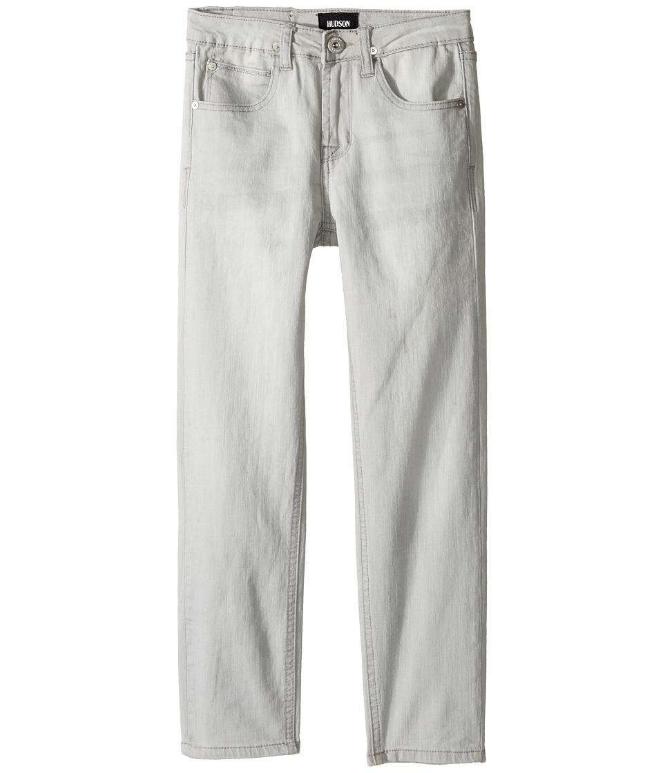 Hudson Kids - Jagger Slim Straight Five-Pocket in Tabby Grey (Big Kids) (Tabby Grey) Boy's Jeans