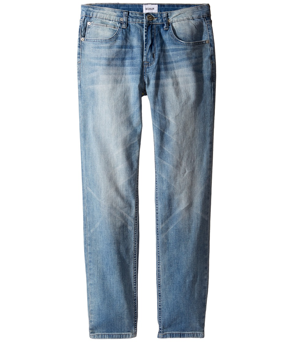 Hudson Kids - Jagger Slim Straight Five-Pocket in Grand Wash (Big Kids) (Grand Wash) Boy's Jeans