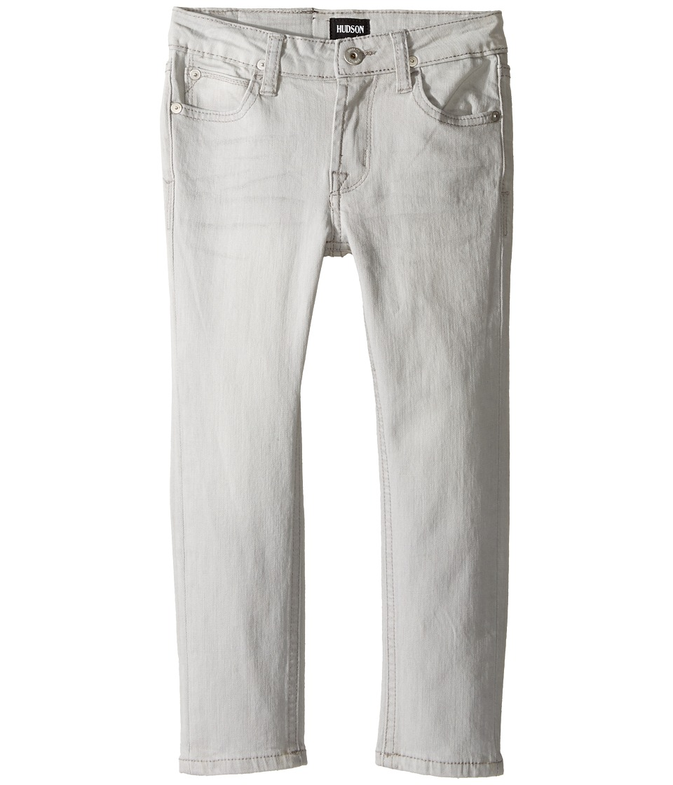 Hudson Kids - Jagger Slim Straight Five-Pocket in Tabby Grey (Toddler/Little Kids/Big Kids) (Tabby Grey) Boy's Jeans