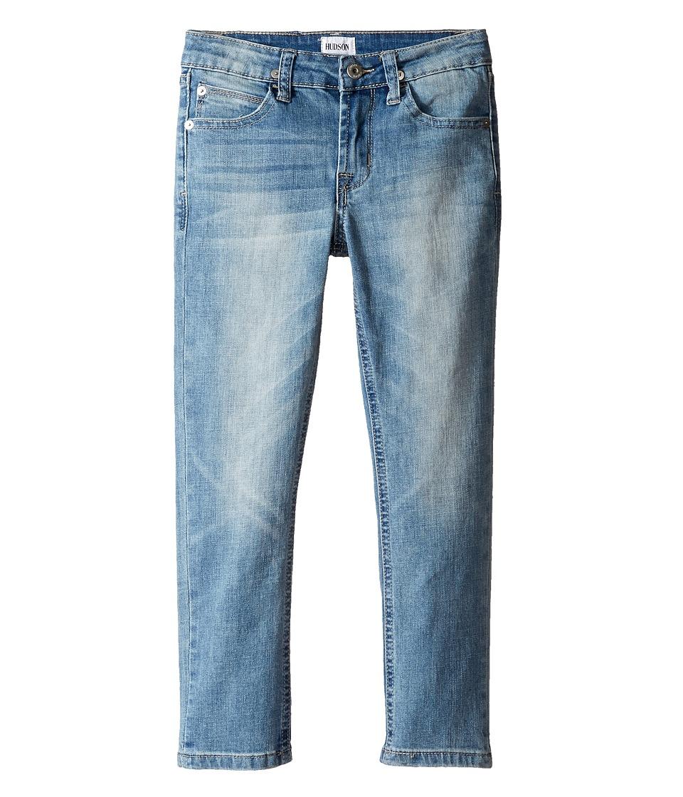 Hudson Kids - Jagger Slim Straight Five-Pocket in Grand Wash (Toddler/Little Kids/Big Kids) (Grand Wash) Boy's Jeans